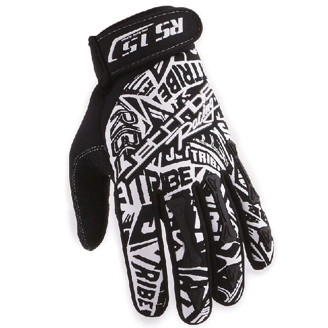 Jettribe PWC VERTIGO Riding Gloves Black/White S-2XL