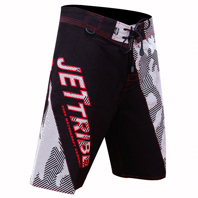 Jettribe Tire Trax Surf Jetski Boardshorts Mens Sizes: 30-38