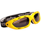 Jettribe Jet Ski  PWC Yellow Frame / Smoke Lens Riding Goggles